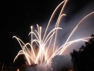 Xena vuurwerk verzorgt al jaren op 3 oktober de afsluiting van Leiden Ontzet met een vuurwerkshow op muziek in het Ankerpark