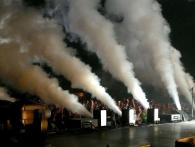 Met CO2 effecten kan Xena Vuurwerk uw feest of evenement extra kracht bij zetten