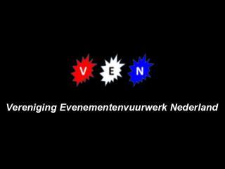 De Vereniging Evenementenvuurwerk Nederland behartigt de belangen van professionele schietbedrijven zoals Xena Vuurwerk.