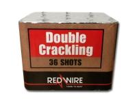 RedWire professional cakebox met crackling mines en peonies. Exclusief in Nederland verkrijgbaar bij Xena Vuurwerk in Ede