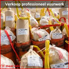 Xena Vuurwerk BV is groothandel in professionele vuurwerkproducten voor pyrotechnische bedrijven in Europa